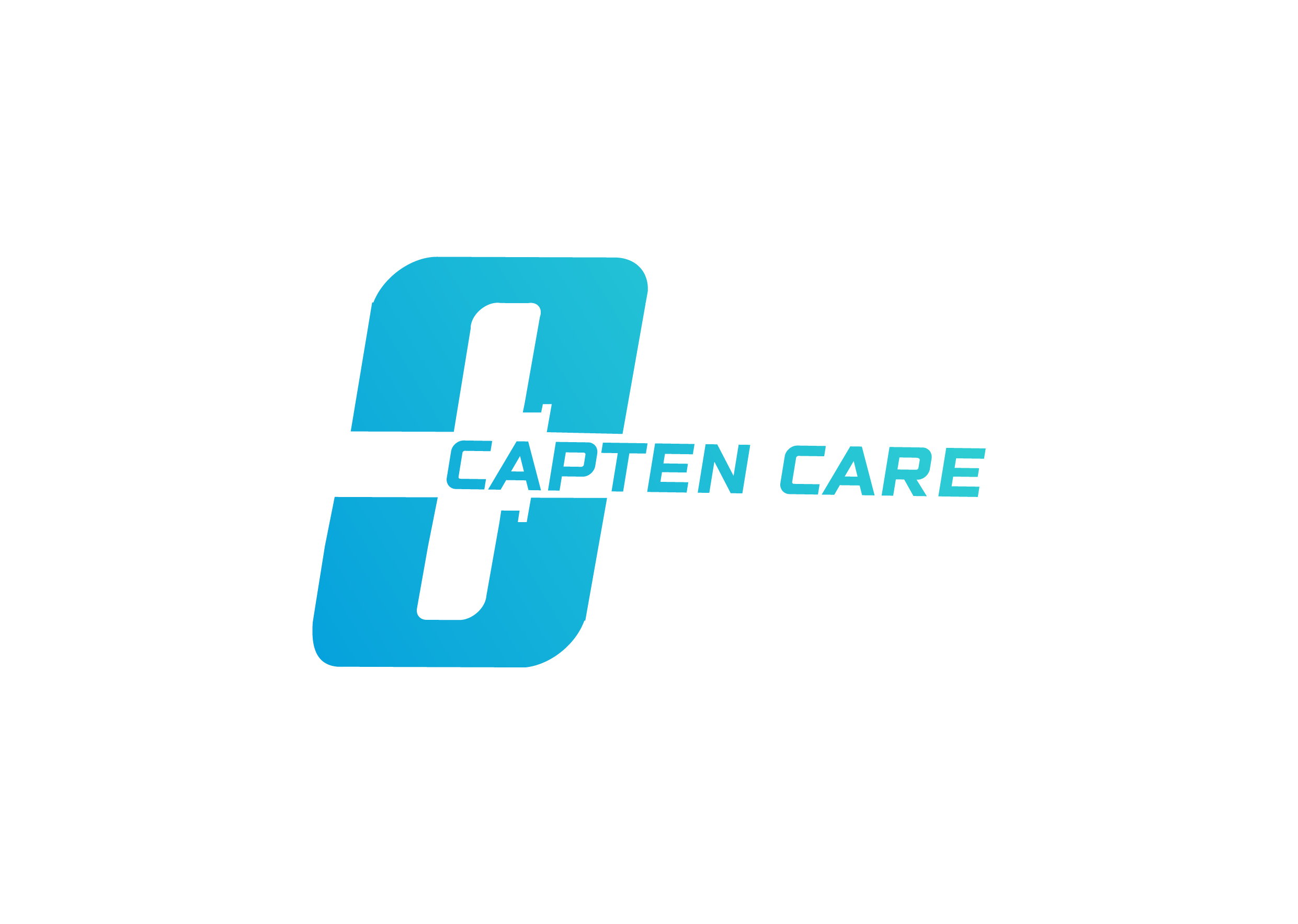 Capten Care Logo Gradient Blue-04