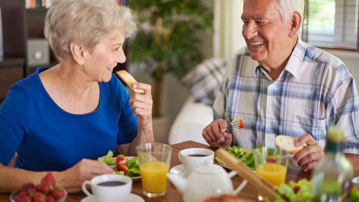 makanan untuk masa lansia
