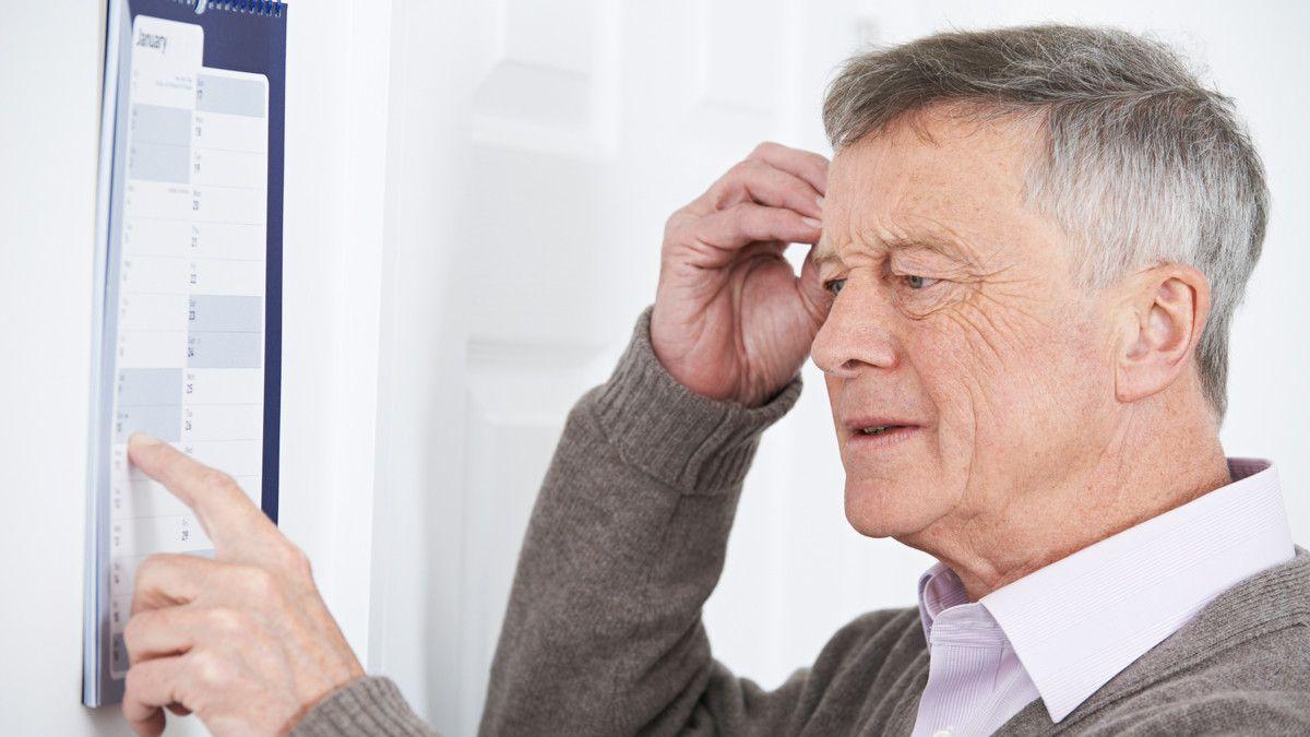 Pencegahan Demensia Bagi Orang Tua