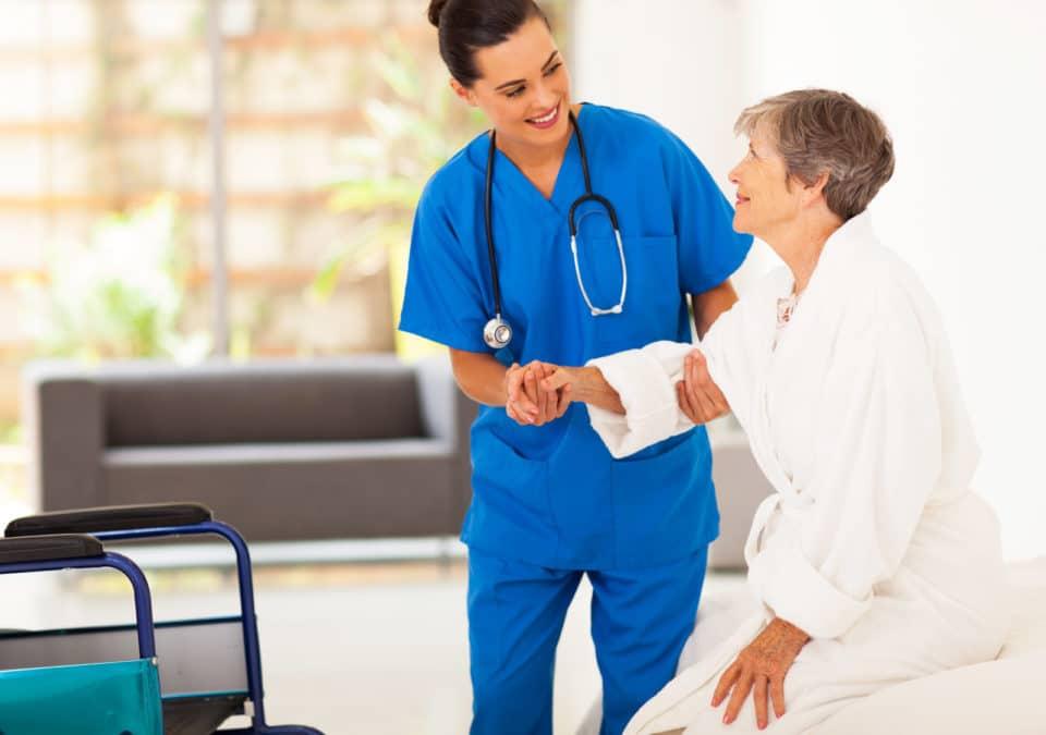 Percayakan layanan home care buat membantu pemulihan sakitmu atau keluarga