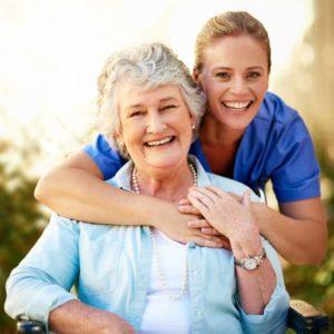 perawat lansia harian
