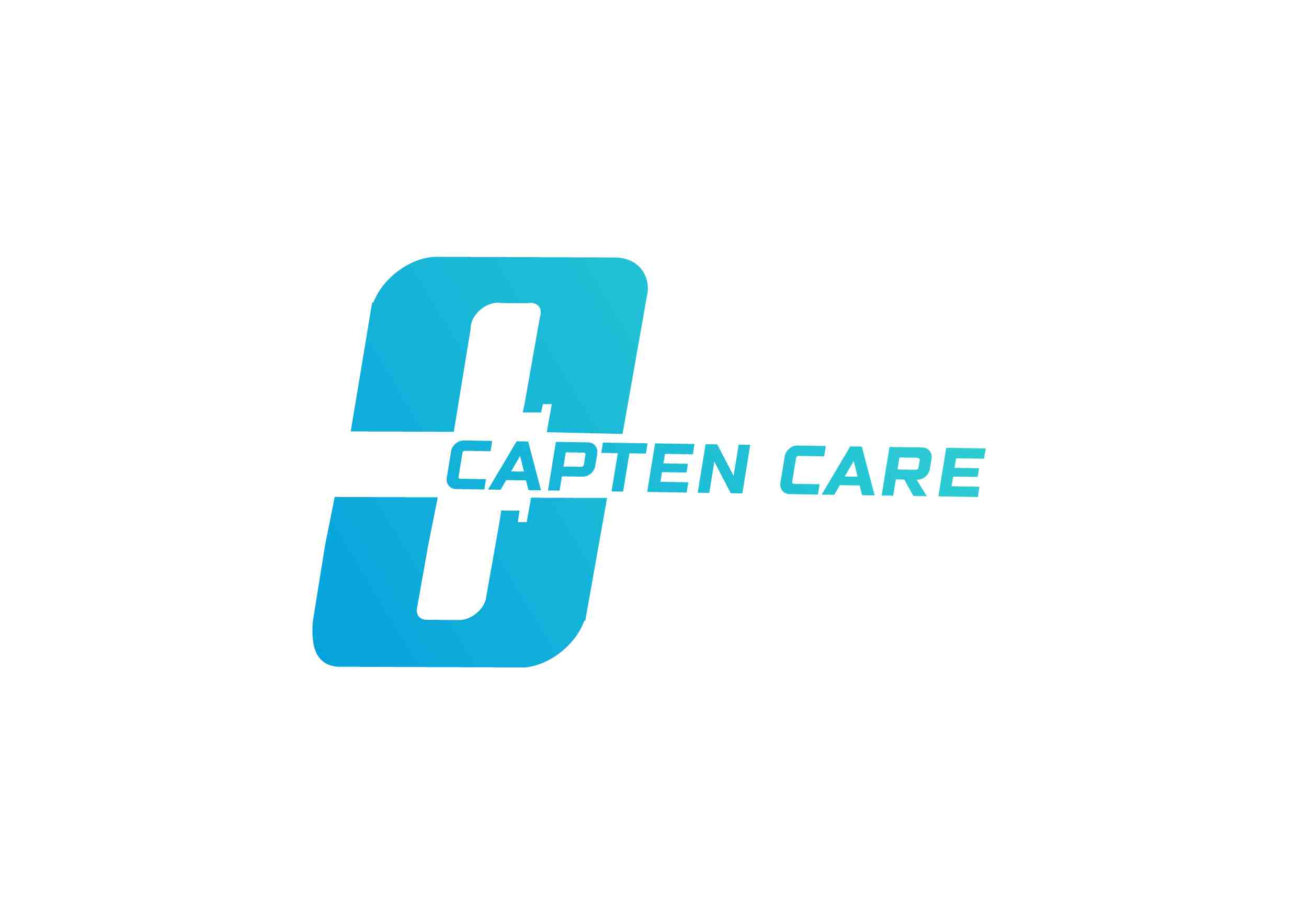 Capten Care Logo Low Pixel